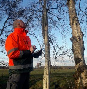 Eric van Empelen, Kweekvijver, opleiding tot boominspecteur