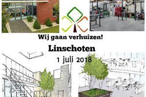 Bomenwacht Nederland, verhuizing, 1 juli, Linschoten,